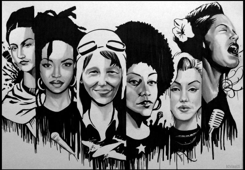 Ce femei sunt cu adevarat muze si modele de inspiratie