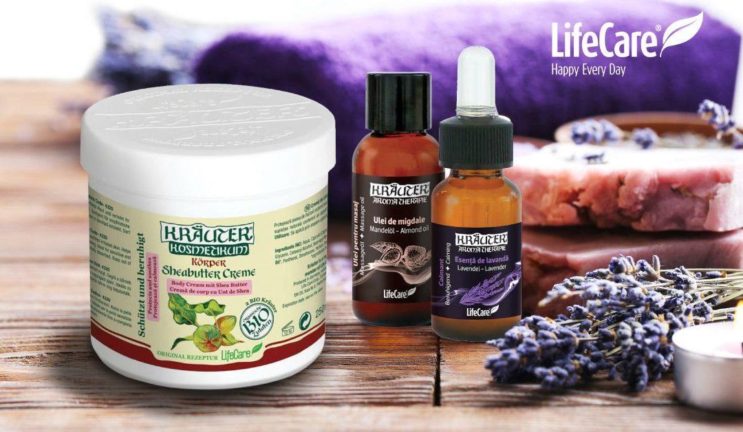 Cele mai bune ingrediente pentru masajul corpului