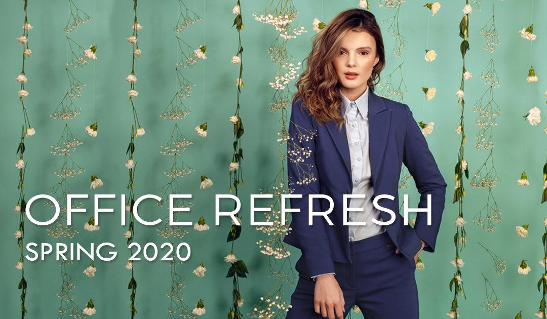 3 ținute prin care să-ți împrospătezi garderoba office sezonul acesta
