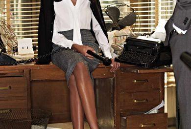 Tinute de birou care te scot din anonimat