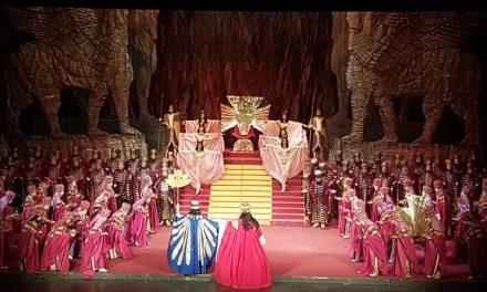 Seara culturala: opera Nabucco de Giuseppe Verdi