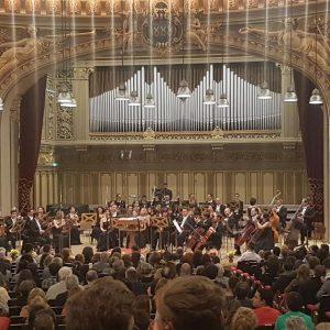 Camerata Regala: Concert Beethoven, Grieg si Mozart 2