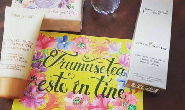 Frumusetea e in tine – Review produse Bottega Verde + o surpriza