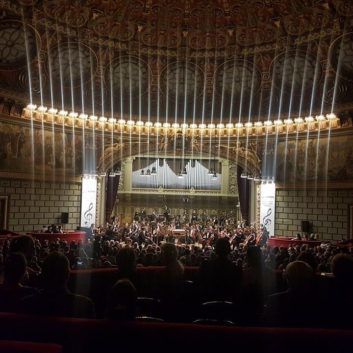 O serata artistica in stilul meu - concert regal de muzica clasica 1