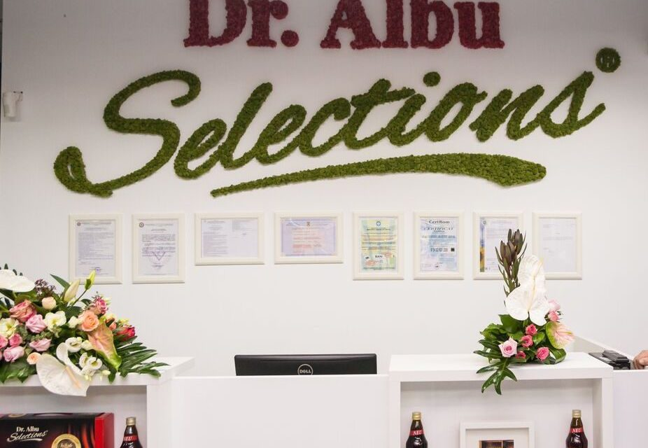 Dr. Albu Selections – primul magazin din Romania dedicat exclusiv dieteticii si nutritiei integrative premium