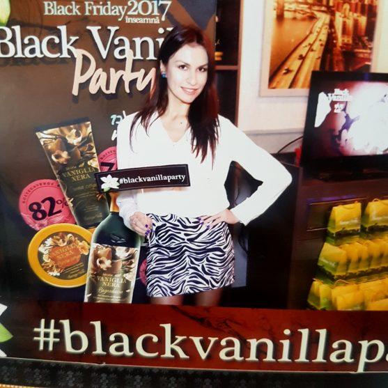 Black Vanilla Party by Bottega Verde Romania 8