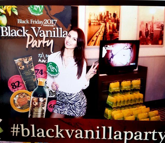 Black Vanilla Party by Bottega Verde Romania 9