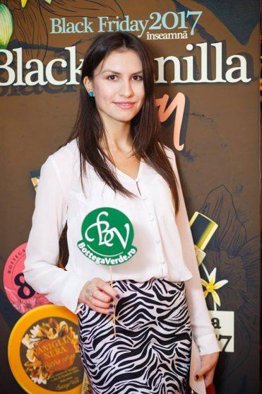 Black Vanilla Party by Bottega Verde Romania 1