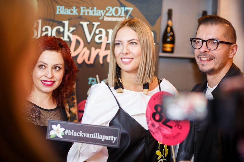 Black Vanilla Party by Bottega Verde Romania 5