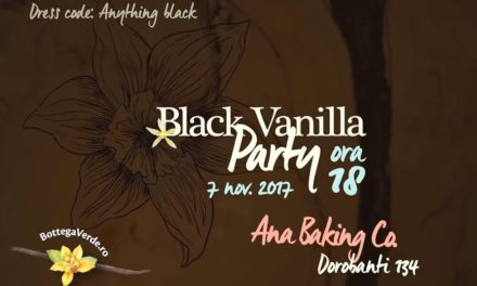 Black Vanilla Party by Bottega Verde Romania