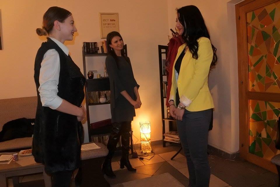 """Despre workshopul """" Increderea in sine-cheia succesului feminin"""" 3"""