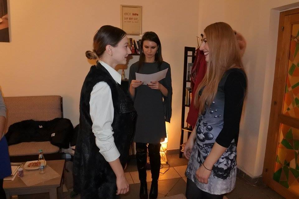 """Despre workshopul """" Increderea in sine-cheia succesului feminin"""" 5"""