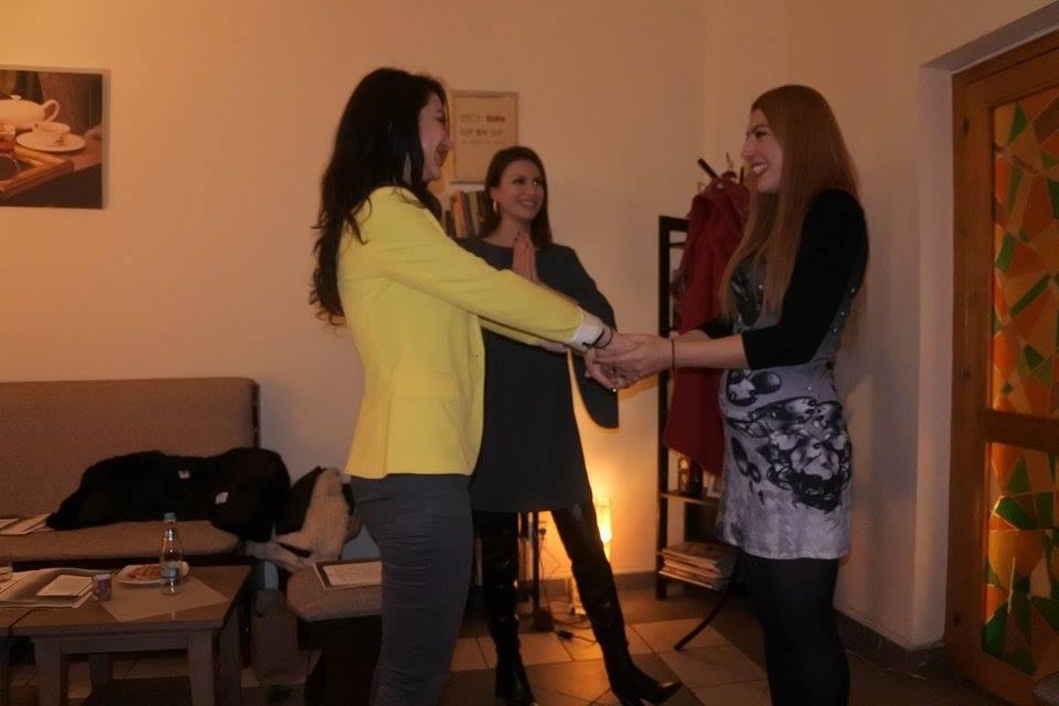 """Despre workshopul """" Increderea in sine-cheia succesului feminin"""" 6"""