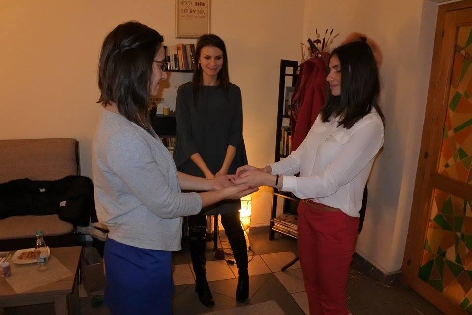 """Despre workshopul """" Increderea in sine-cheia succesului feminin"""" 7"""