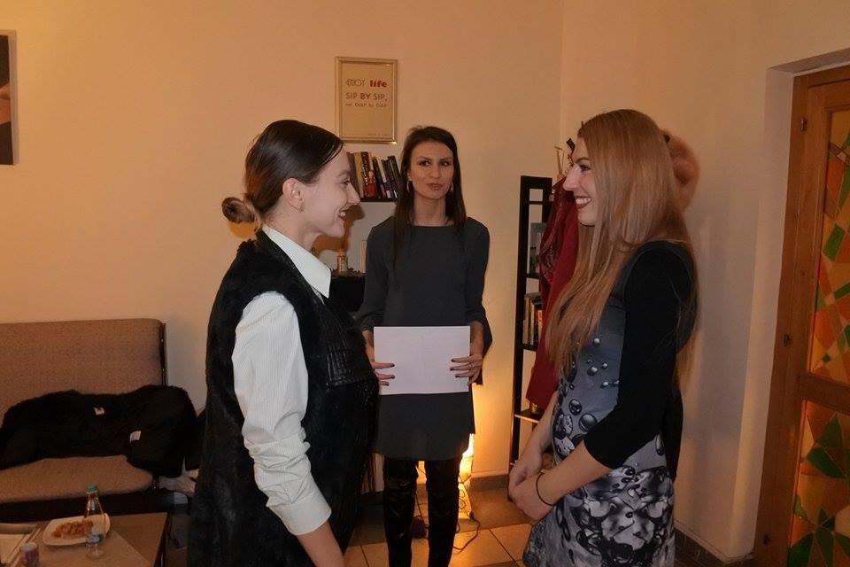 """Despre workshopul """" Increderea in sine-cheia succesului feminin"""" 8"""