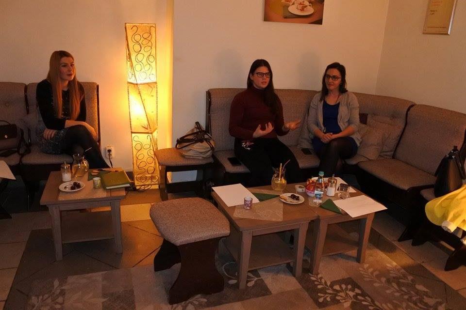 """Despre workshopul """" Increderea in sine-cheia succesului feminin"""""""