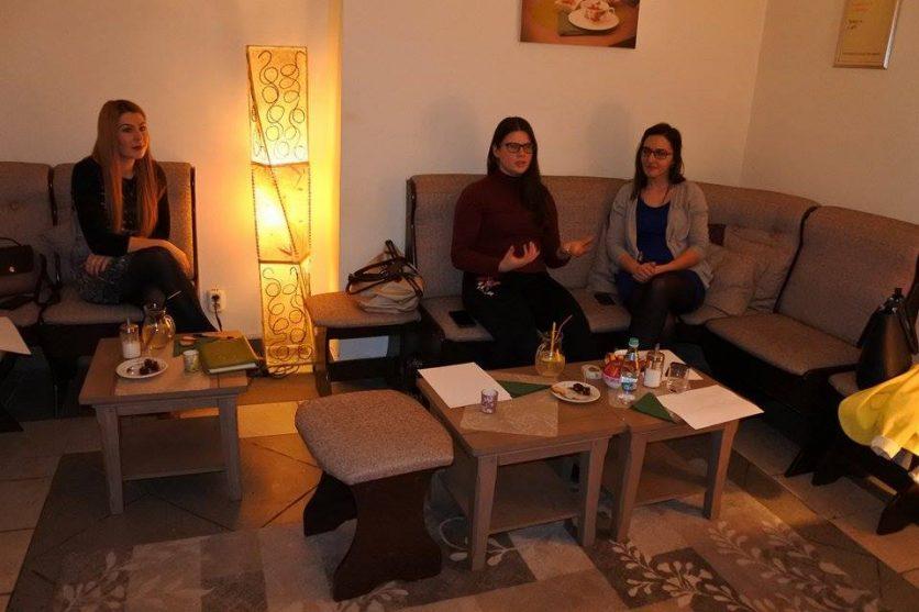 """Despre workshopul """" Increderea in sine-cheia succesului feminin"""" 2"""