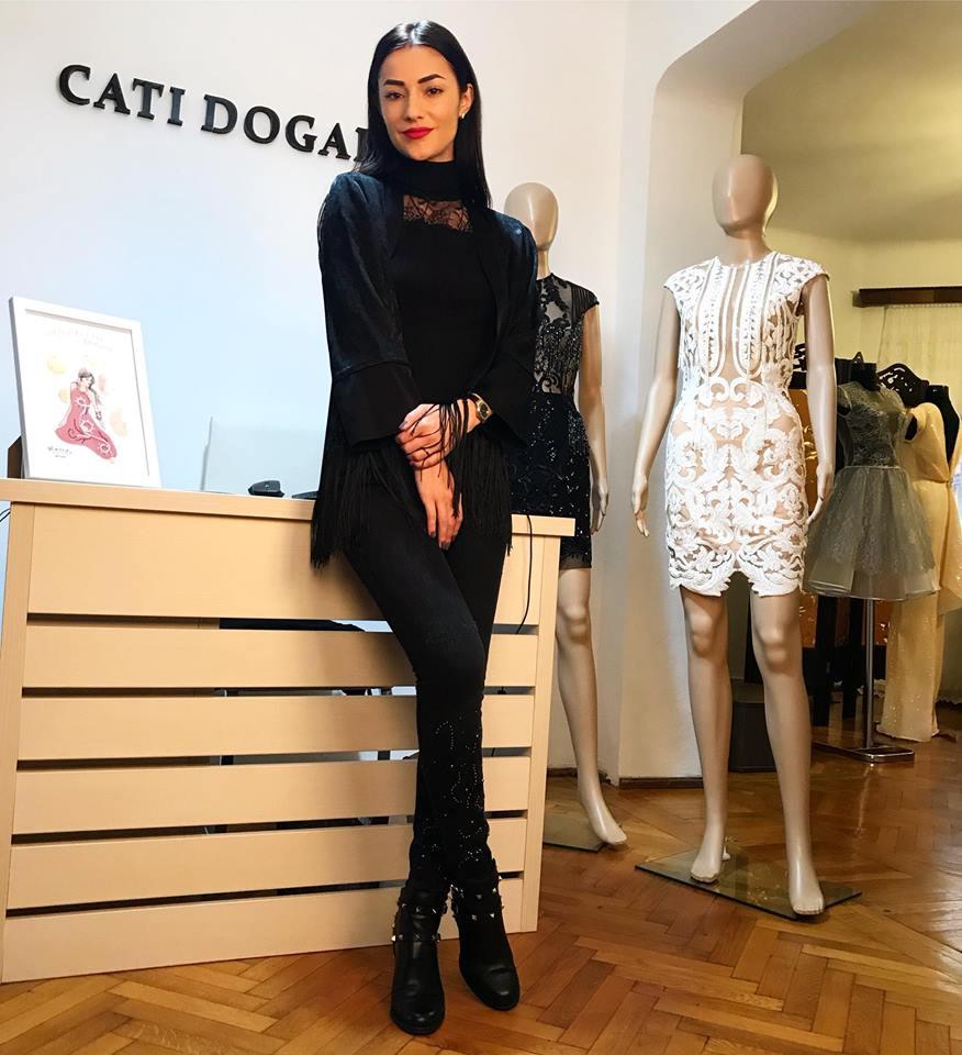 De la pasiune la succes - Interviu Cati Dogaru 1