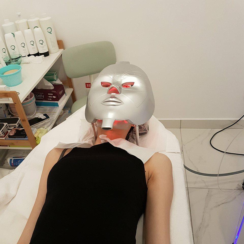 Ingrijire la superlativ: Tratament facial cu oxigen hiperbaric 2