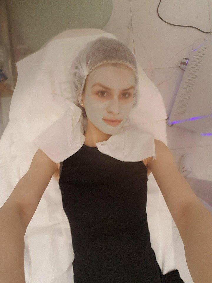 Ingrijire la superlativ: Tratament facial cu oxigen hiperbaric 1