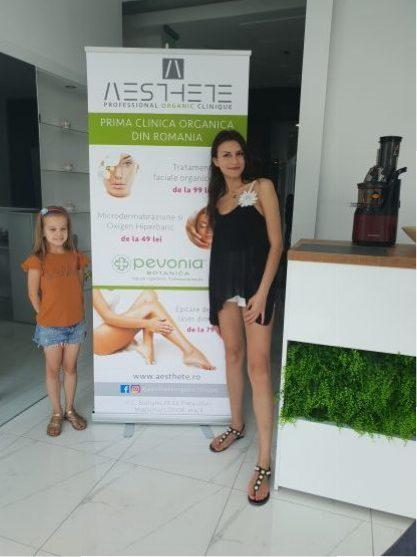 Beauty at its best la Aesthete Organic Clinique 1