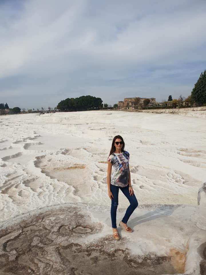 Excursie de vis in Turcia : Antalya - Coasta Licia- Myra - Efes- Pamukkale 31