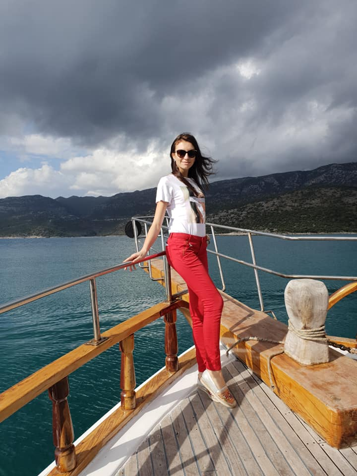 Excursie de vis in Turcia : Antalya - Coasta Licia- Myra - Efes- Pamukkale 9