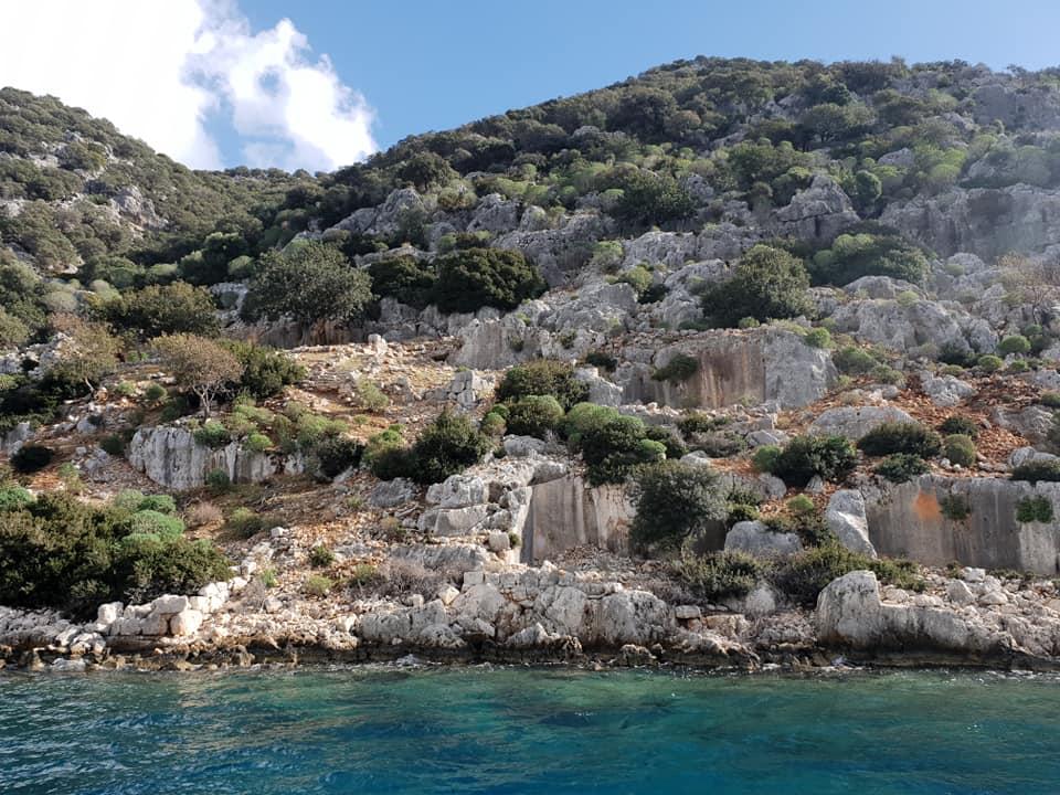 Excursie de vis in Turcia : Antalya - Coasta Licia- Myra - Efes- Pamukkale 7