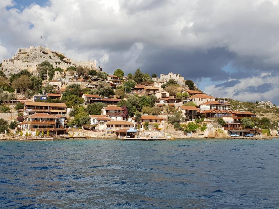 Excursie de vis in Turcia : Antalya - Coasta Licia- Myra - Efes- Pamukkale 8