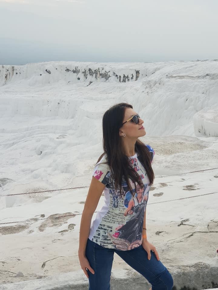 Excursie de vis in Turcia : Antalya - Coasta Licia- Myra - Efes- Pamukkale 33