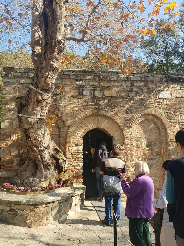 Excursie de vis in Turcia : Antalya - Coasta Licia- Myra - Efes- Pamukkale 24