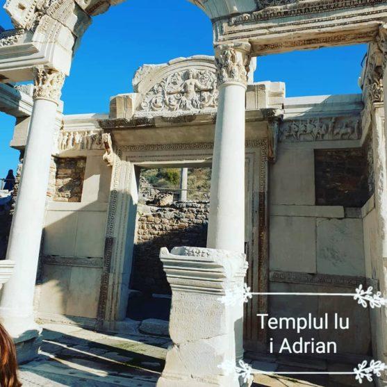 Excursie de vis in Turcia : Antalya - Coasta Licia- Myra - Efes- Pamukkale 22