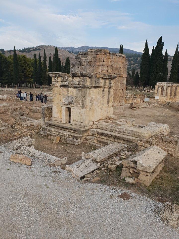 Excursie de vis in Turcia : Antalya - Coasta Licia- Myra - Efes- Pamukkale 35