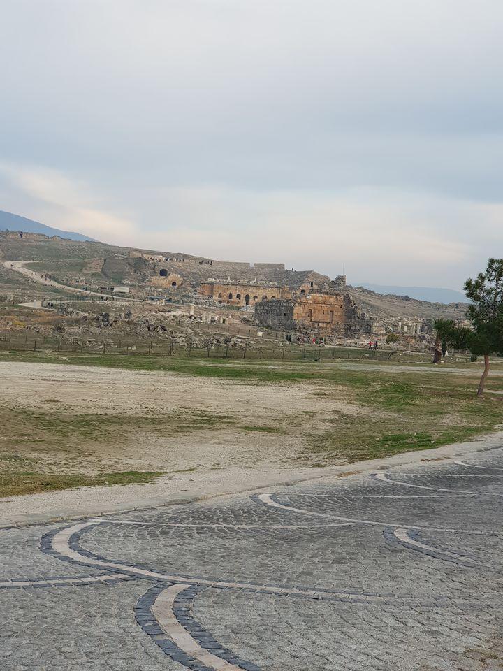 Excursie de vis in Turcia : Antalya - Coasta Licia- Myra - Efes- Pamukkale 36