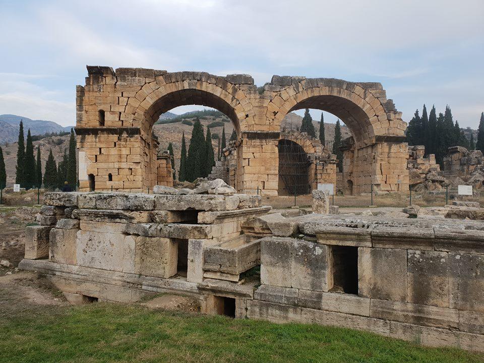 Excursie de vis in Turcia : Antalya - Coasta Licia- Myra - Efes- Pamukkale 37
