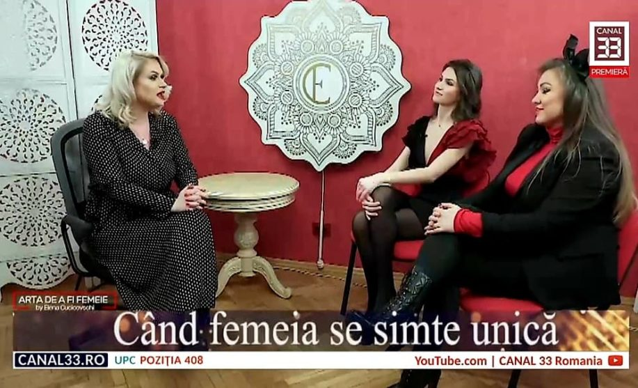 Cand femeia se simte unica – Canal 33
