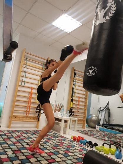 Cum am inceput sa iubesc kick-boxing