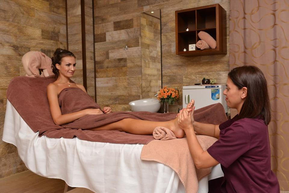 Masajul, ingredientul secret anti-stress pentru o relaxare deplina!