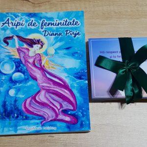 Set carte si cartonase cu afirmatii pozitive